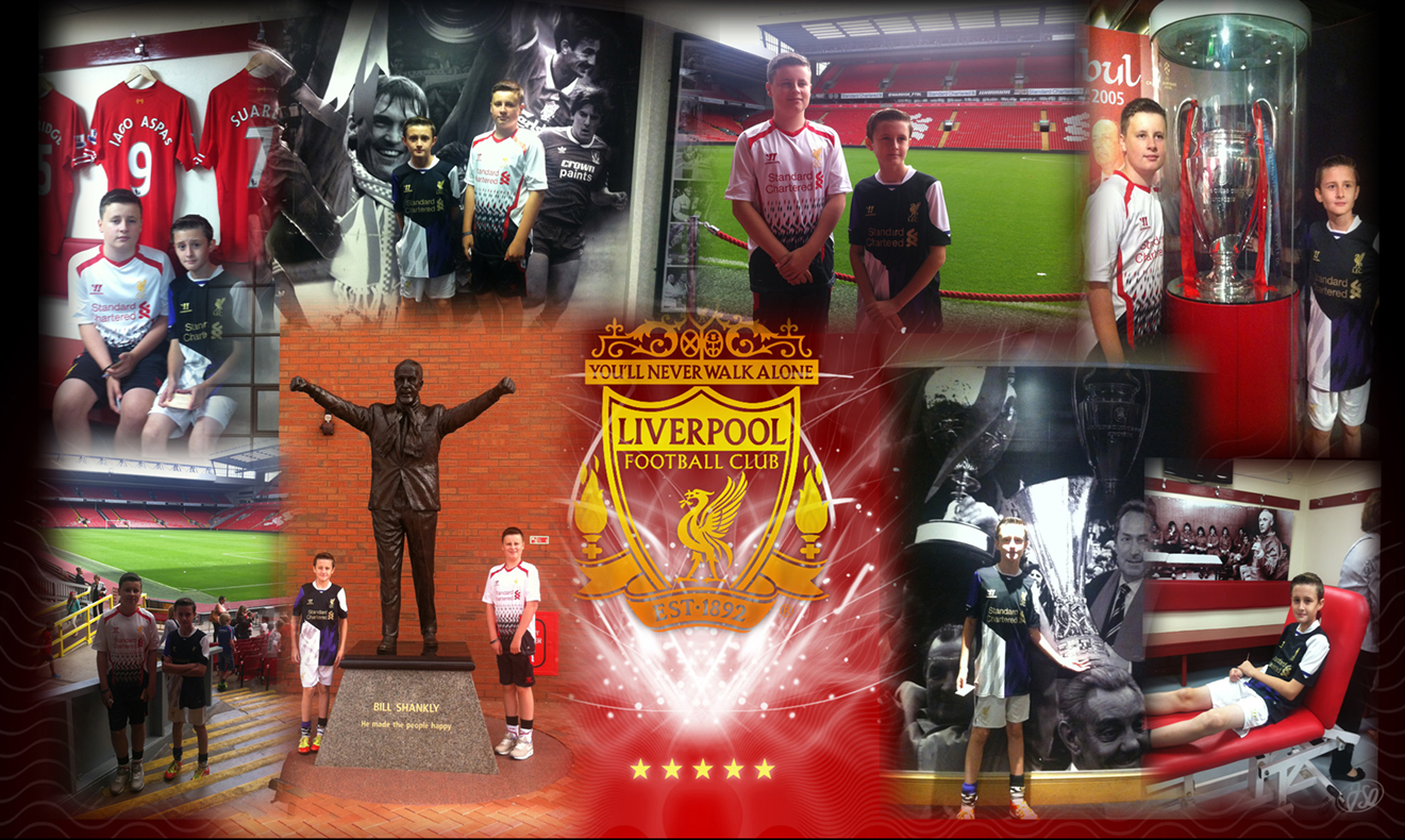 Anfield day out