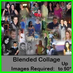 Blended Collage