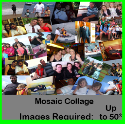 Mosaic Collage